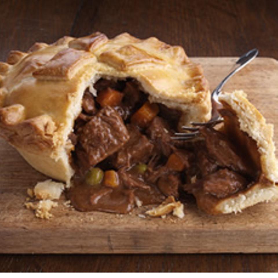 St. Patrick's Day Irish Beef Pie