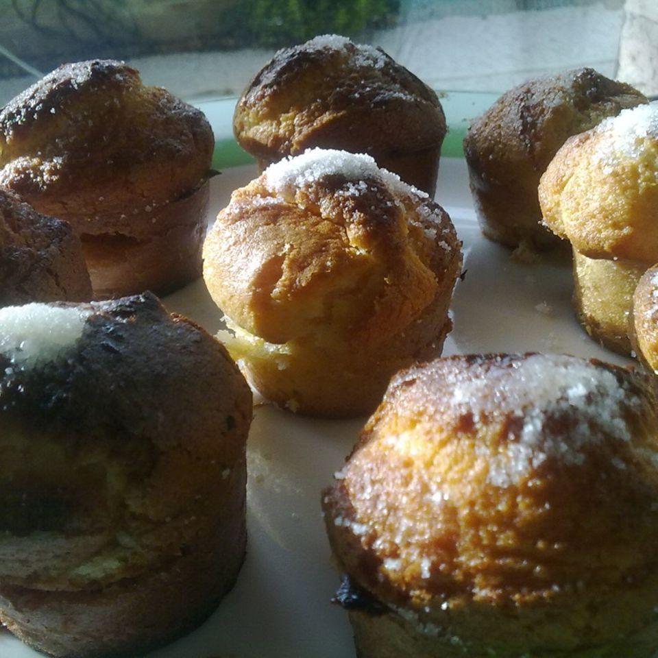 Spanische Muffins: Magdalenas