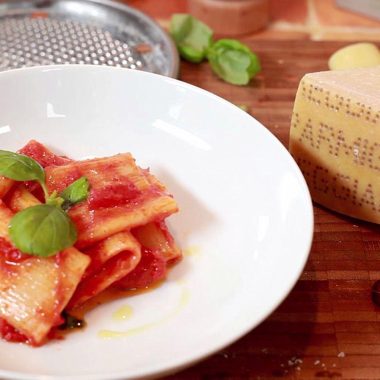 Rezept für Paccheri Allo Scarpariello von Luisa Giannitti
