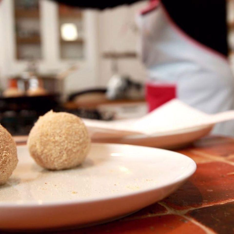 Rezept für Arancini Di Riso von Luisa Giannitti