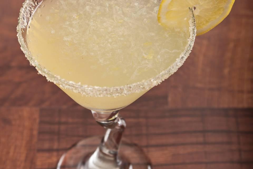 Lemon Drop Martini Rezept