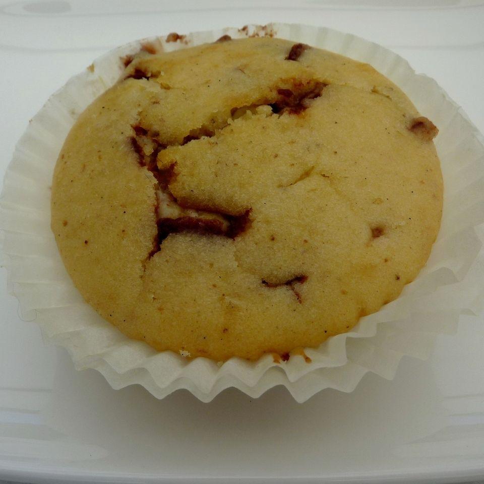 Kinderschokolade-Muffins