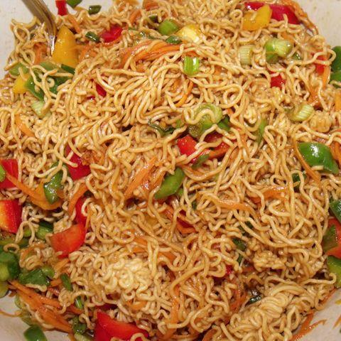 Mienudel-Salat