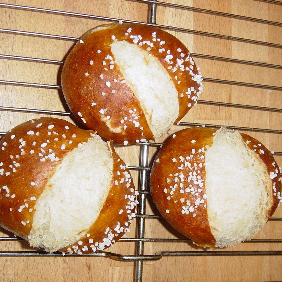 Selleries Brezeln/Laugengebäck - Original Bäckervariante mit richtiger Natronlauge