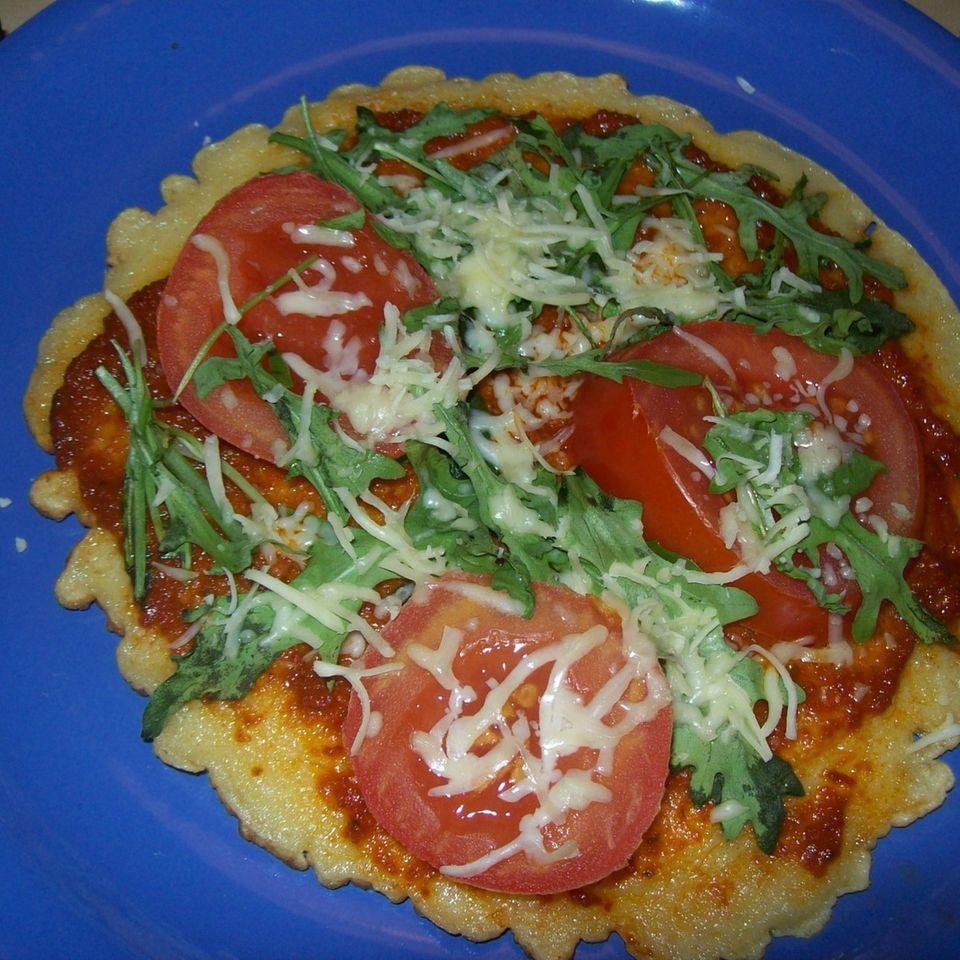 Pfannkuchen-Pizza