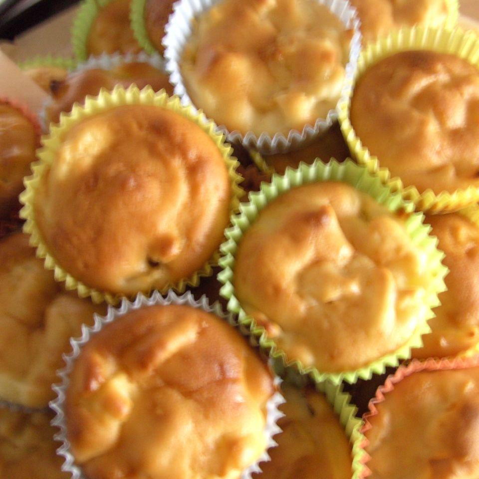 Feine Apfel-Muffins
