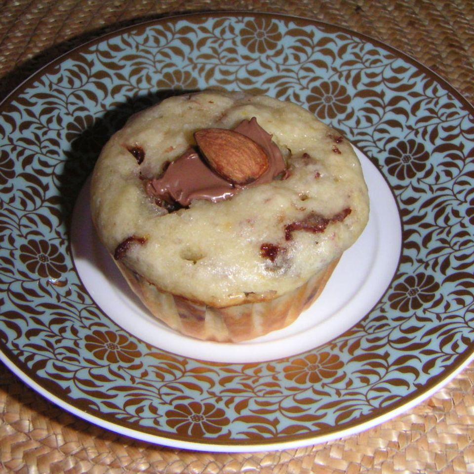 Saftig-fluffige Muffins mit Schoko-Stückchen