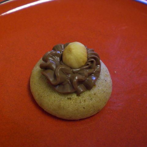 Nougat-Honigkuchen