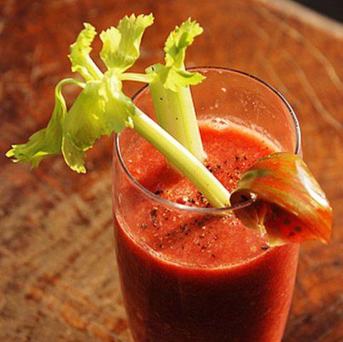 Bloody Mary mit Meerrettich: Rezept