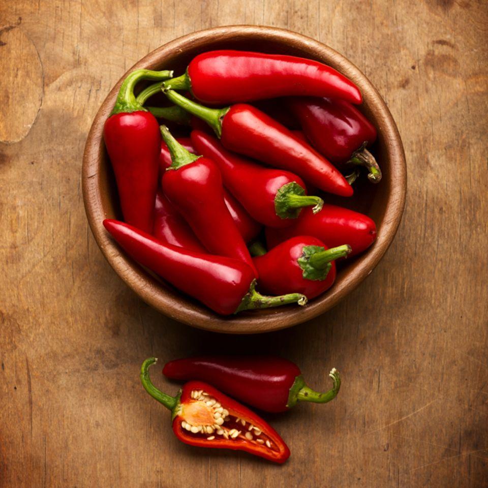 Chili: Rezepte & Tipps