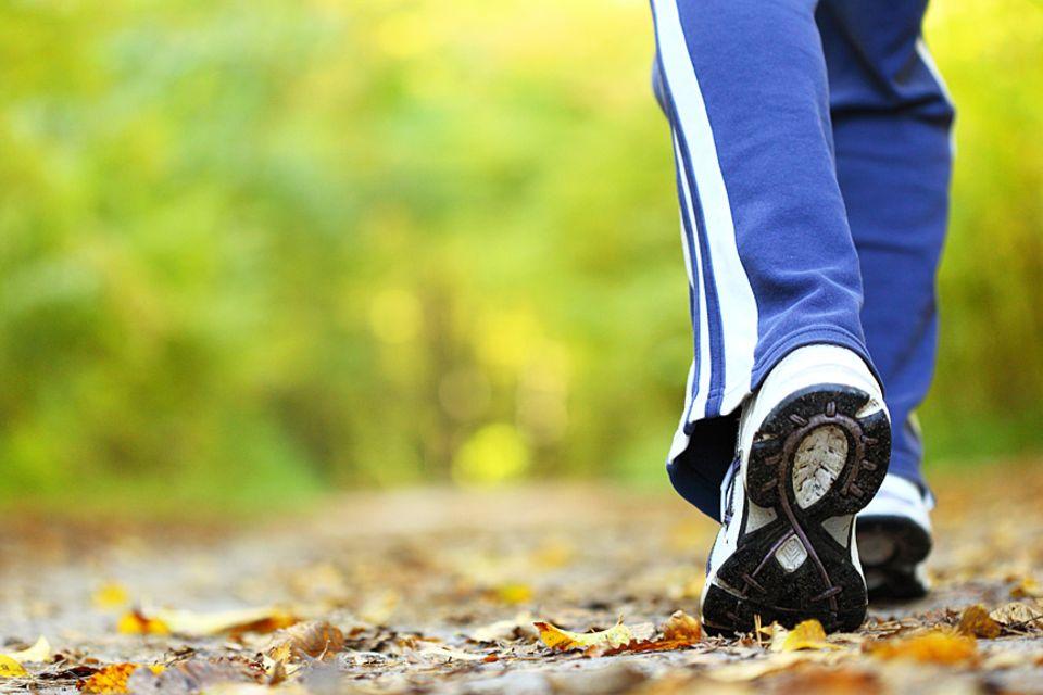 Bewegung für Fitness und Figur