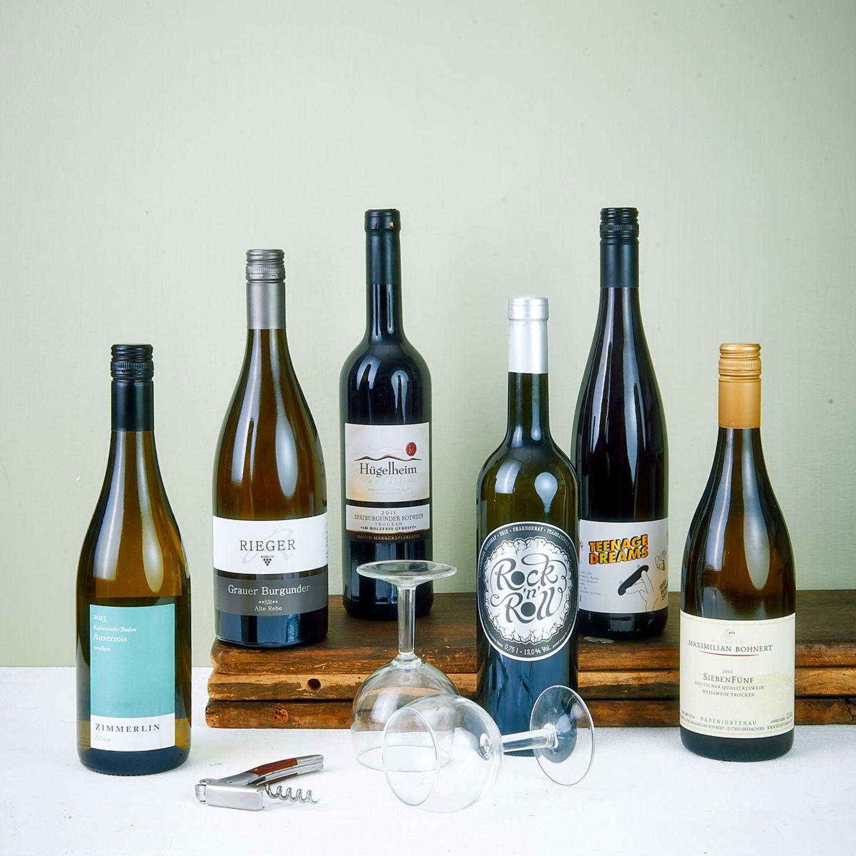 Begriffe aus der Weinsprache
