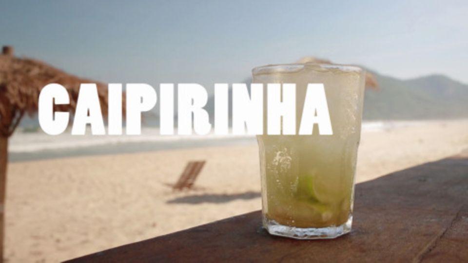 Rezept für Caipirinha