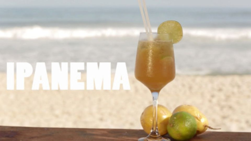 Ipanema: Alkoholfreier Cocktail