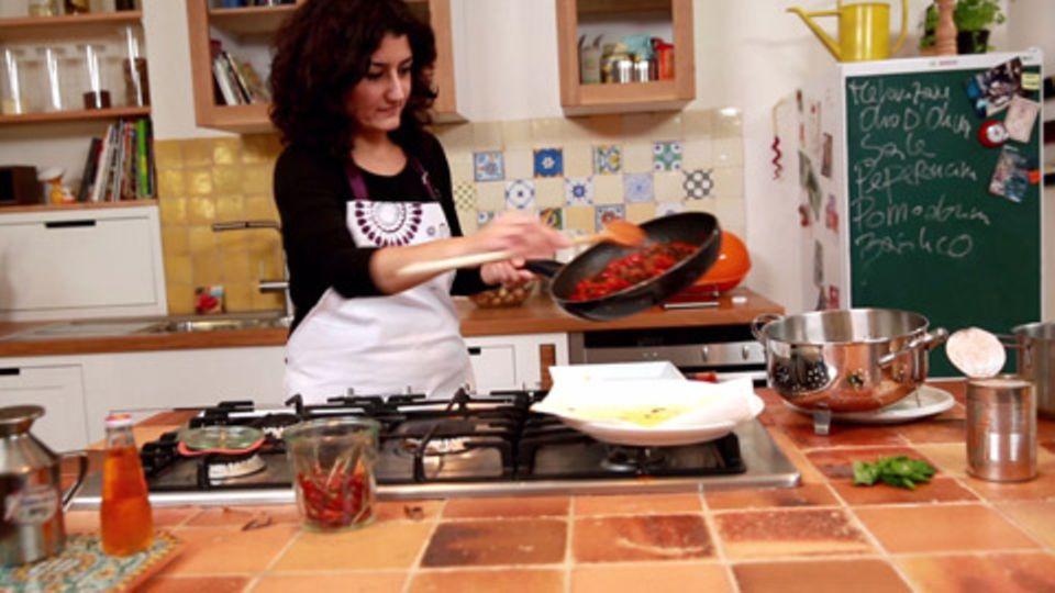 Rezept für Melanzane A Funghetto von Luisa Giannetti