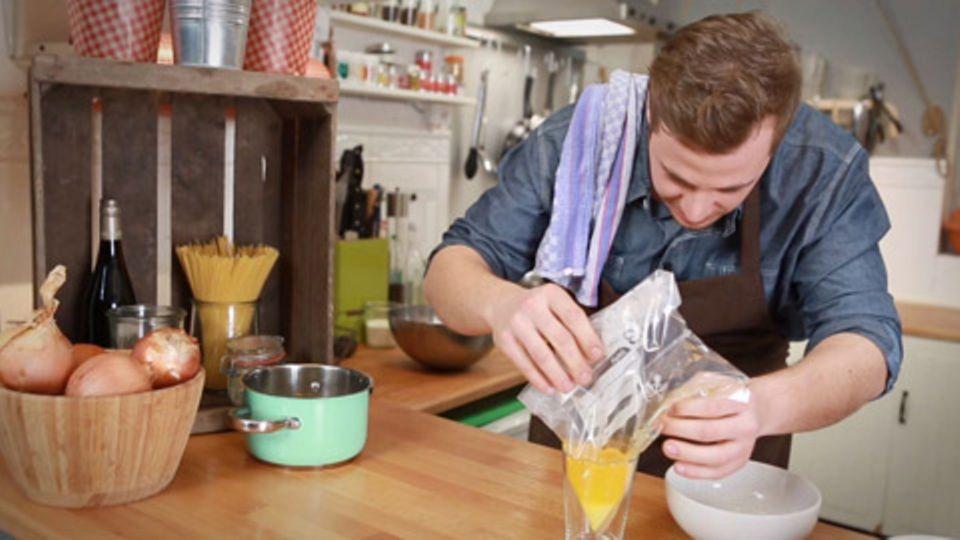 Rezept für Sauce Hollandaise von Fabio Haebel