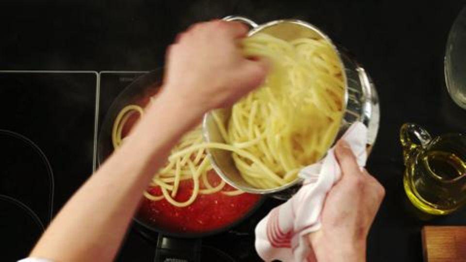 Nudeln richtig kochen