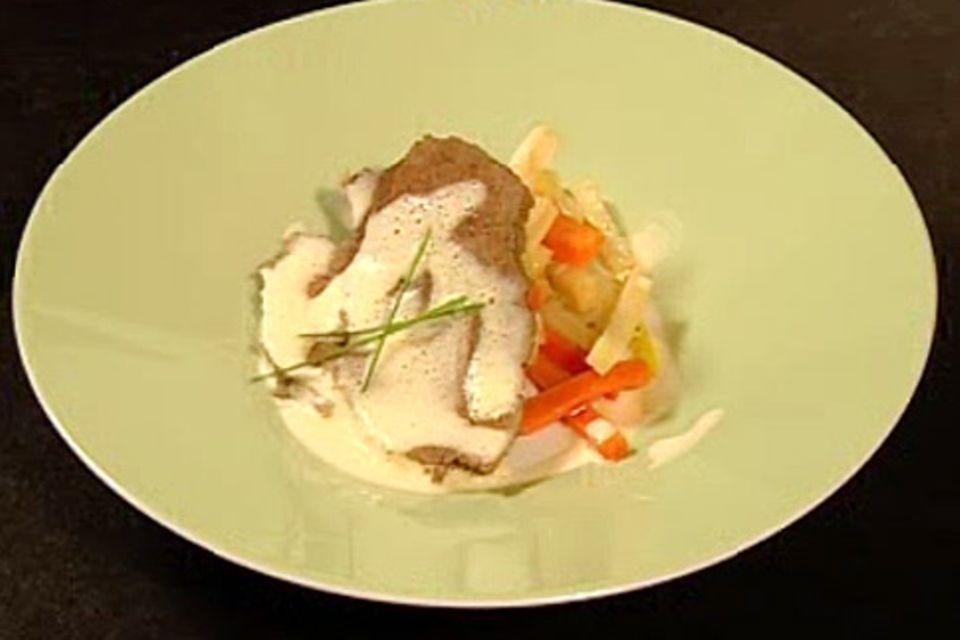 Tafelspitz mit Suppengrünsalat