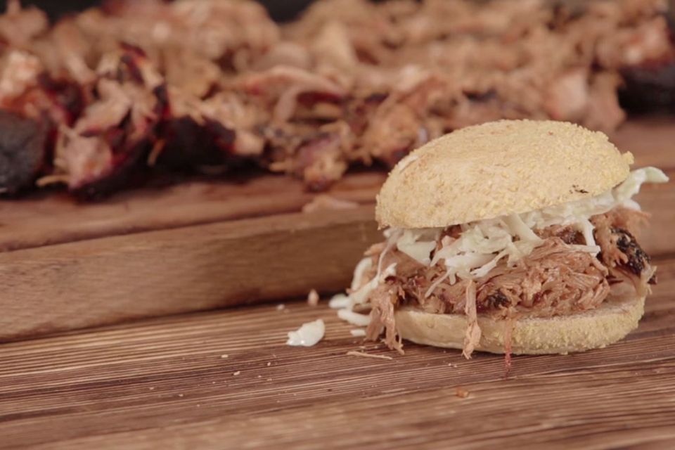 Rezept für Pulled Pork aus dem Smoker von Marc Balduan