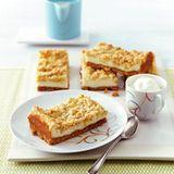Cheesecake mit Streuseln