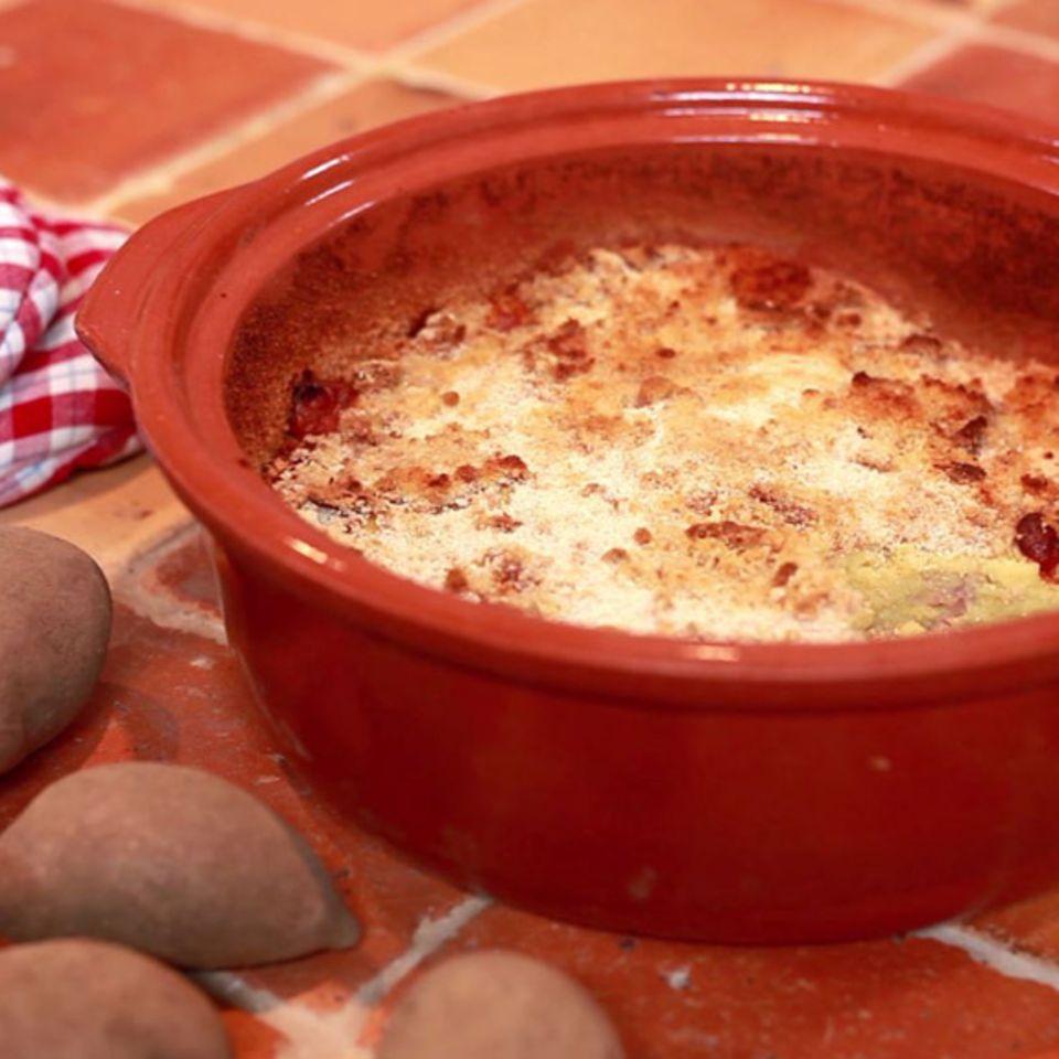Rezept für Gattò von Luisa Giannitti