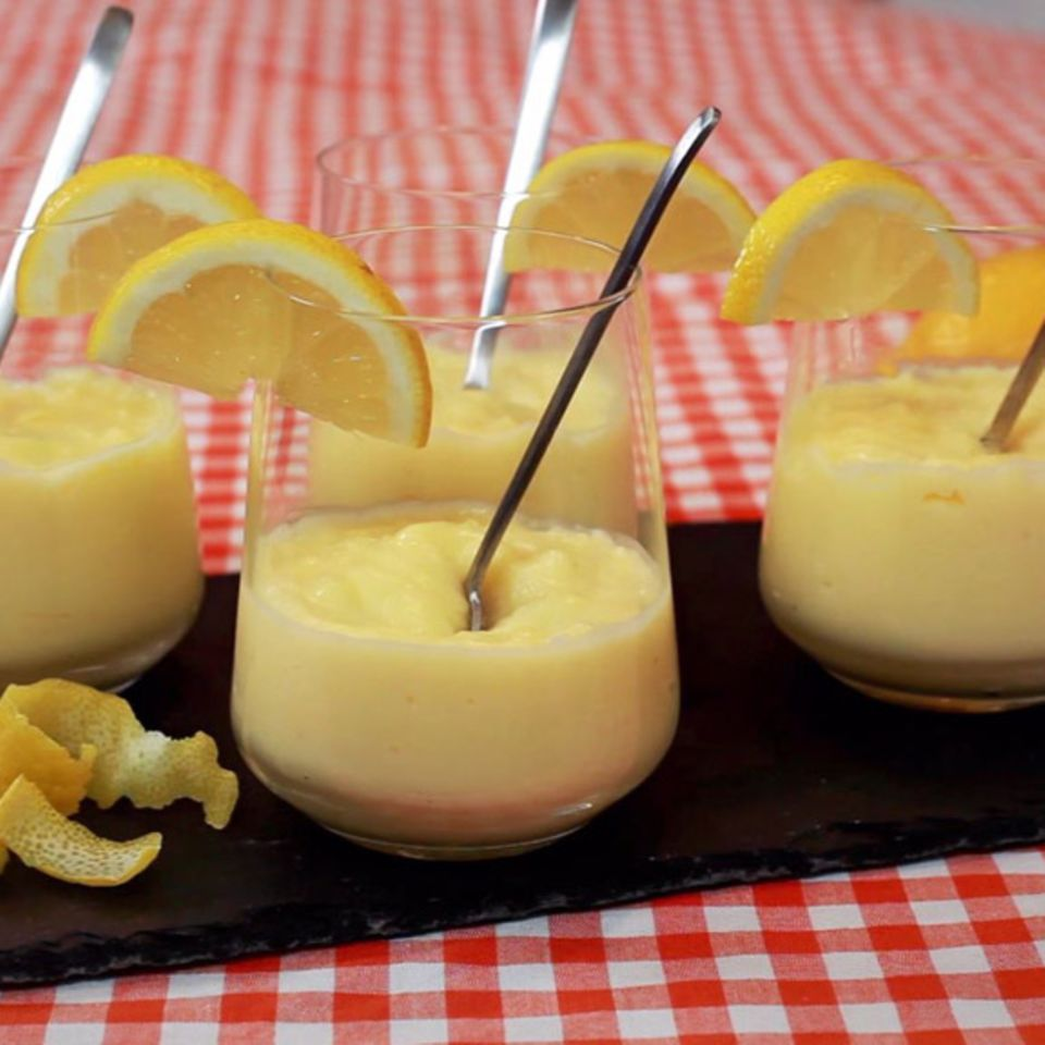 Rezept für Crema Pasticcera Al Limoncello von Luisa Giannitti