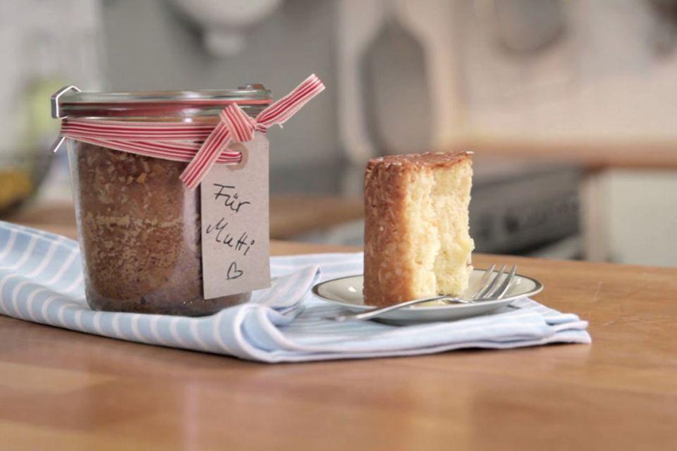 Rezept für Kuchen im Glas von Rike Dittloff