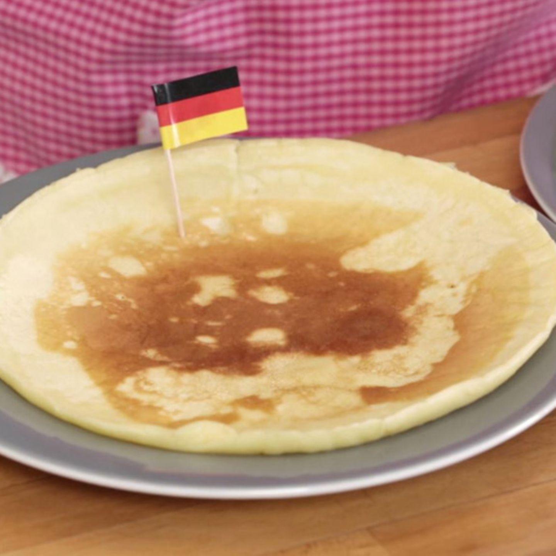 Rezept für Pfannkuchen, Crêpe und Pancake von Rike Dittloff