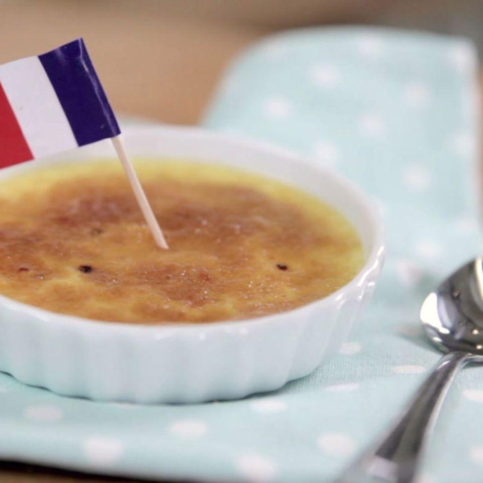 Rezept für Crème brûlée von Rike Dittloff