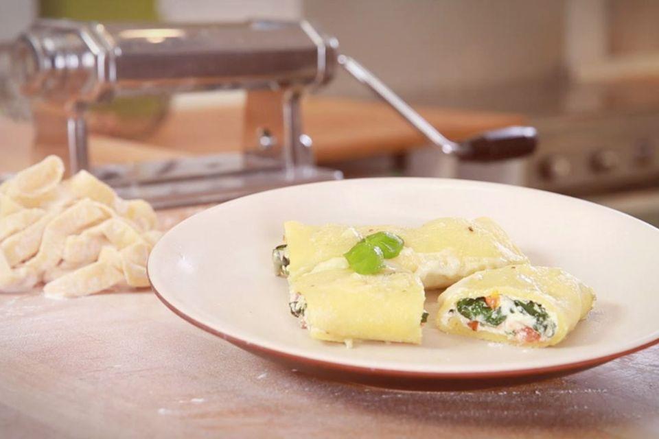 Rezept für Pasta selber machen von Fabio Haebel