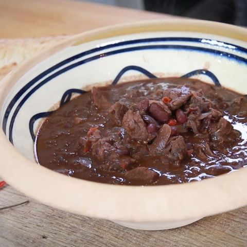 Rezept für Original Chili con Carne von Fabio Haebel