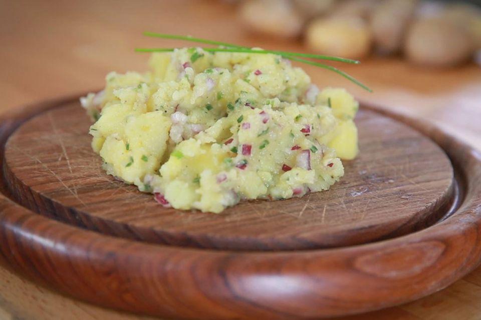 Rezept für Badischen Kartoffelsalat von Fabio Haebel