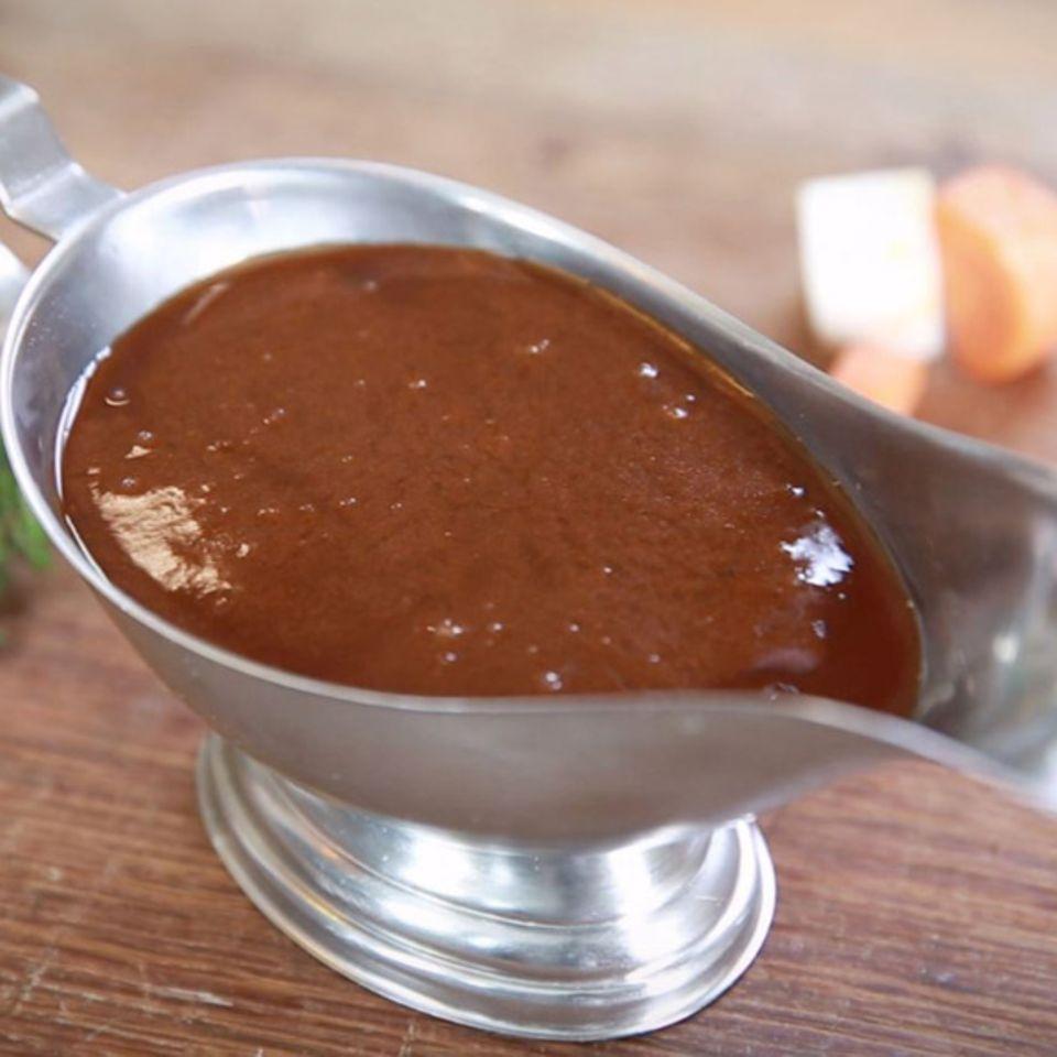 Rezept für Braune Sauce von Fabio Haebel