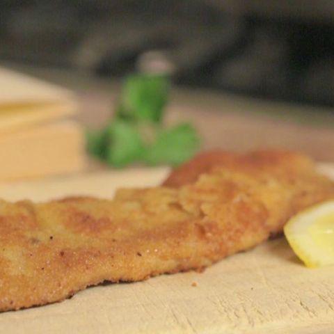 Rezept für Wiener Schnitzel