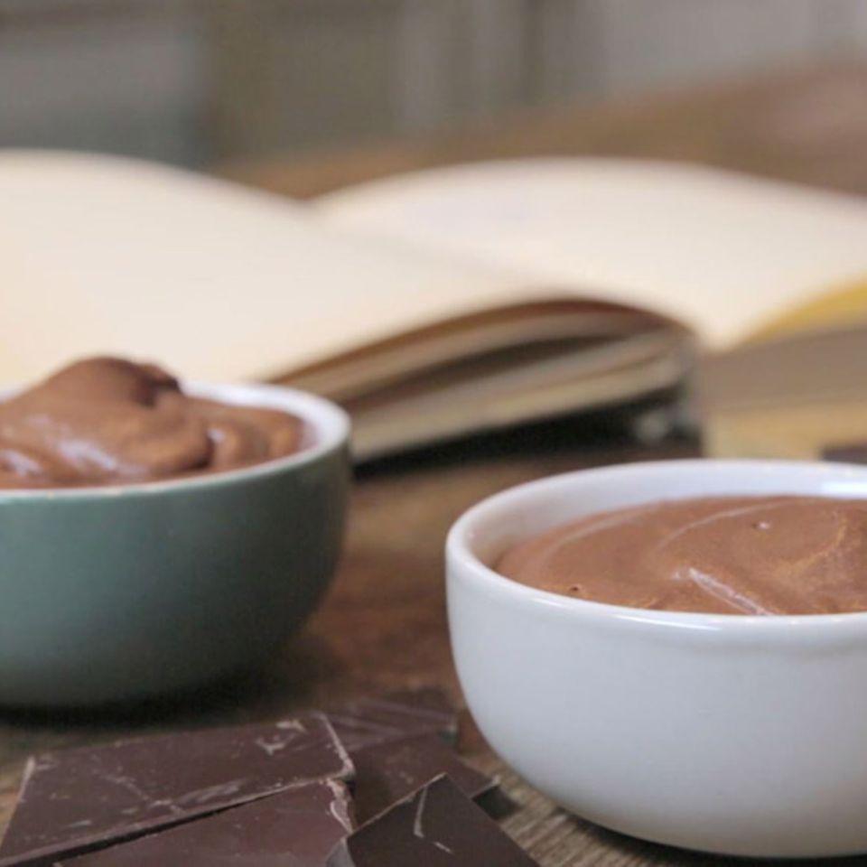 Rezept für Mousse au chocolat