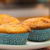 Extra White Chocolate Muffins