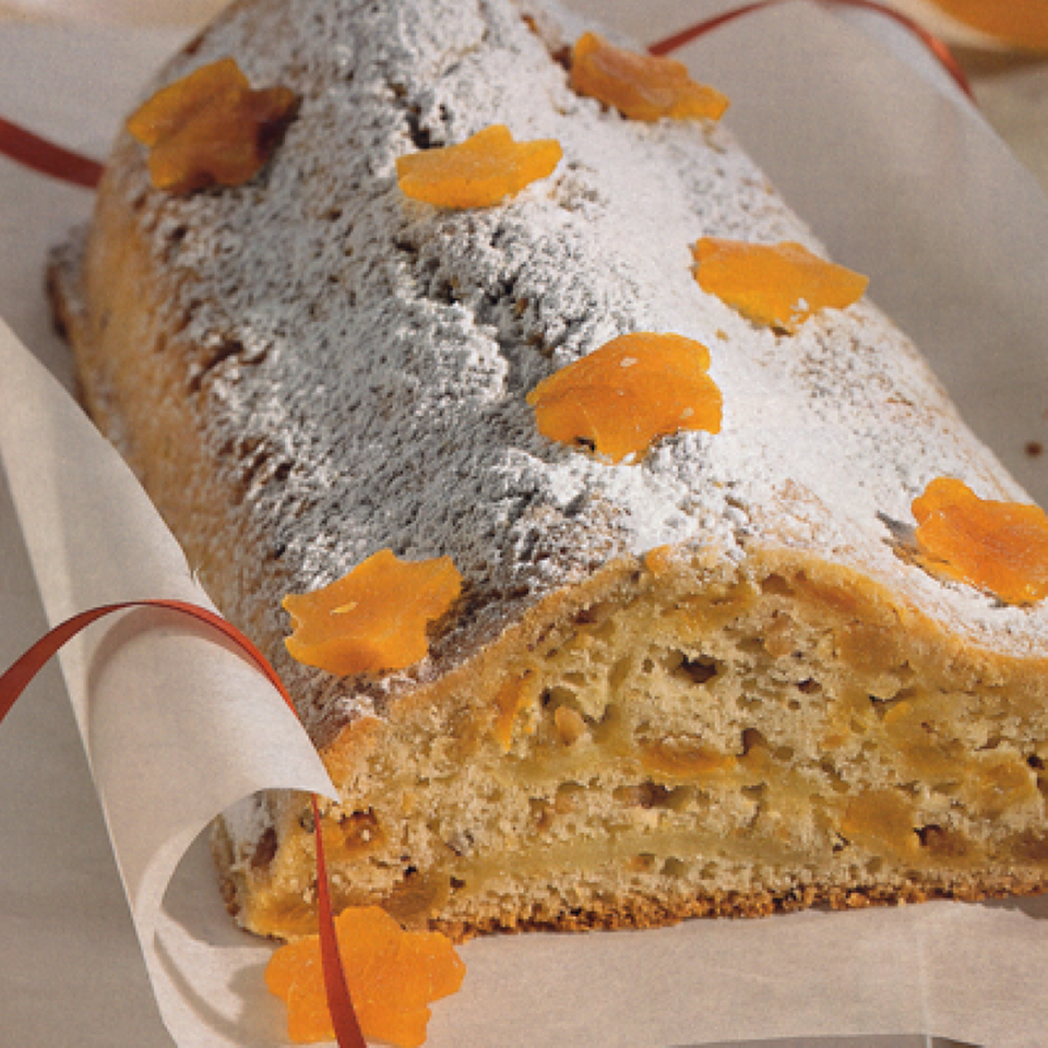 Puddingstollen