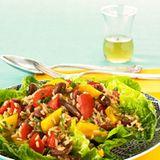 Orientalischer Reissalat