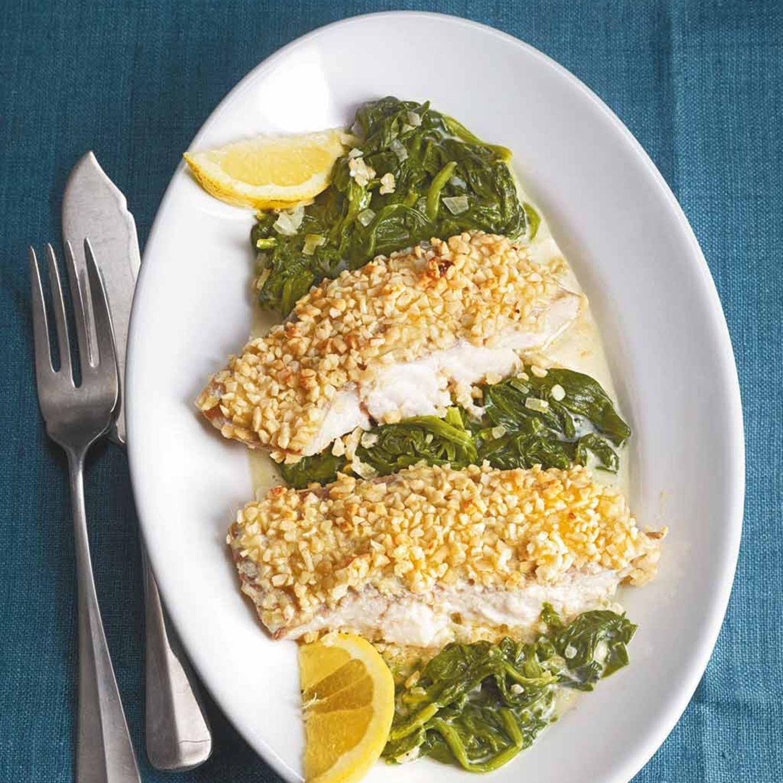Low Carb: Fischgerichte