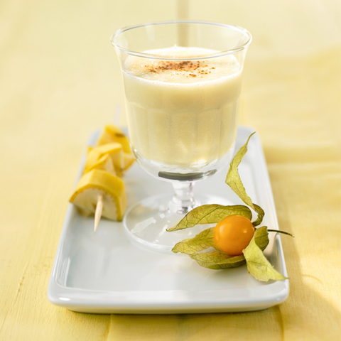 Pomelo-Buttermilch-Smoothie