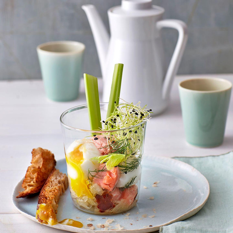 Gesundes Frühstück: Rezepte mit Ei