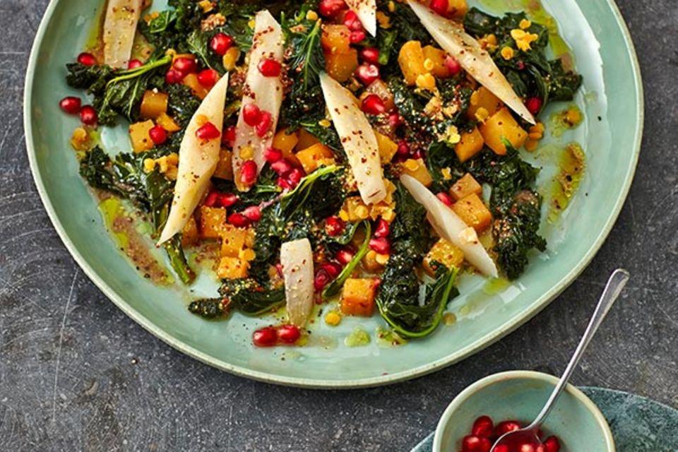 Vegetarische Winter-Rezepte