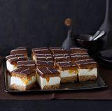 Honigkuchen-Orangen-Schnitten