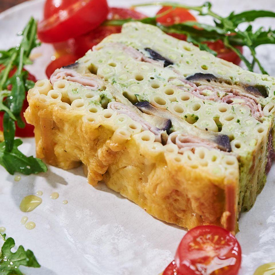 Tomaten-Rauke-Salat
