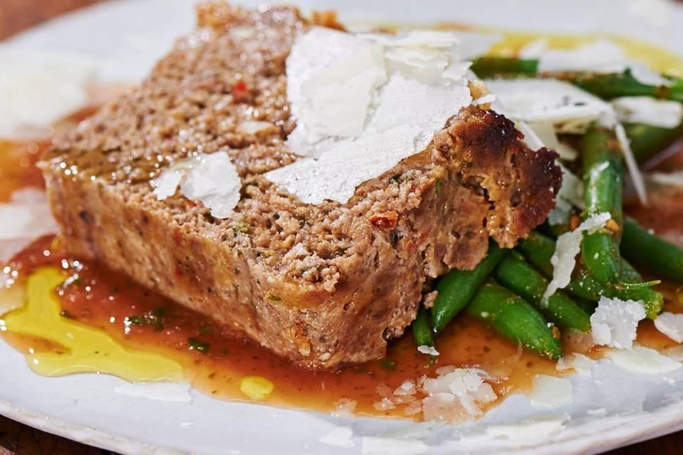 Tomatensauce mit Bohnen  Rezept
