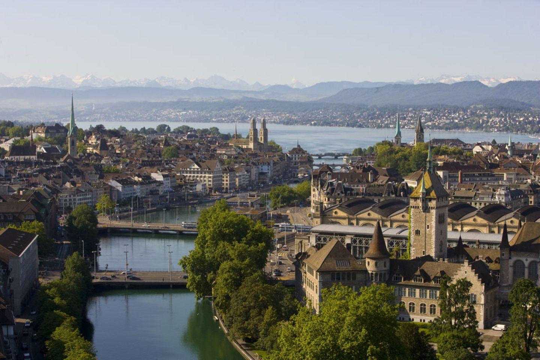 Limmatstadt Zürich