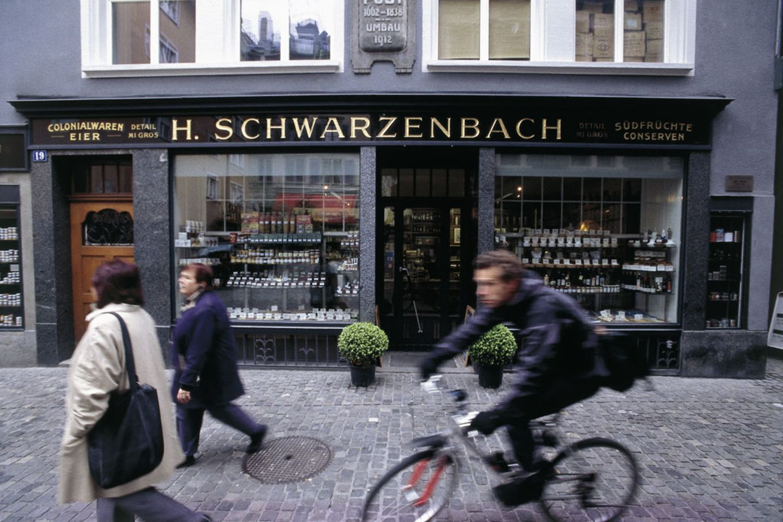 Schwarzenbach Kolonialwaren