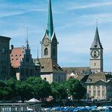 Kirchen in Zürich