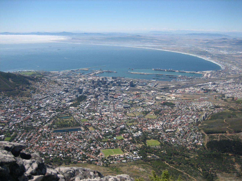 Tafelberg-Aussicht