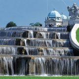 Wasserspiele im Schlossgarten